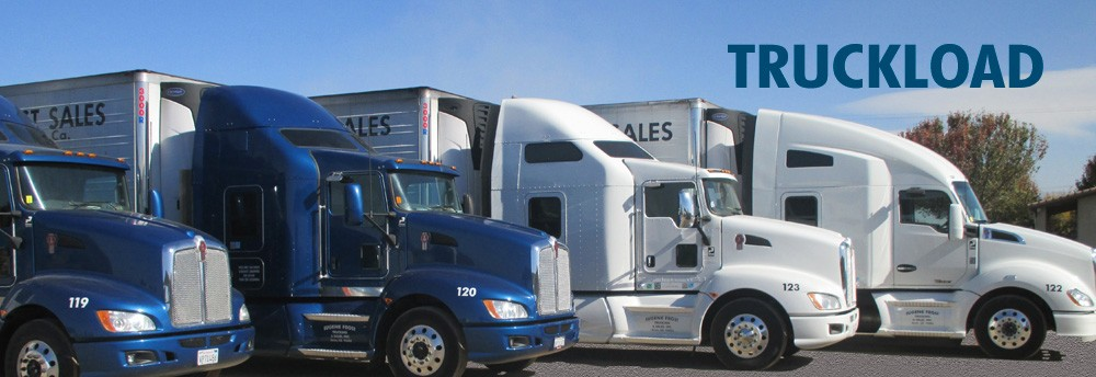 Dry Freight Shipping | Truckload Freight Carriers | Frost Trucking FTL
